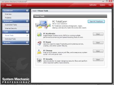 برنامج System Mechanic Professional برنامج الصيانه