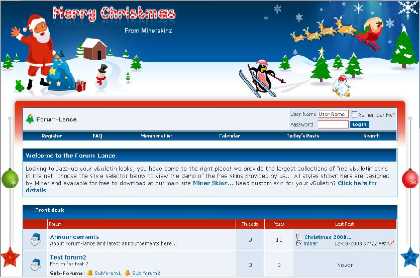 �� ��� ����� ���� My Christmas 2008 style