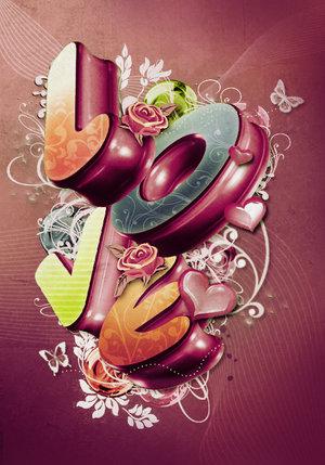 Love الحب الحقيقي يبدأ الكلام