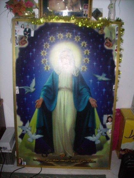 مجموعة معجزات وظهورات نادرة وكاملة بالصور..الكل يدخل يمجد اسم الله 970147762