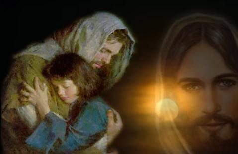 يسوع حبيب الاطفال