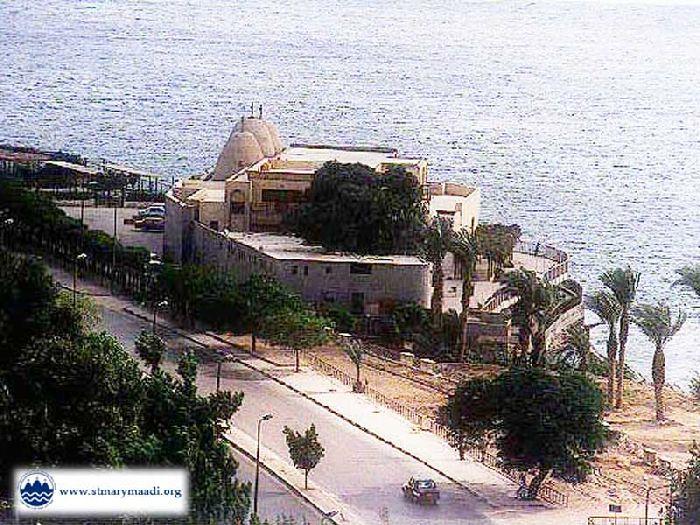 كنيسة السيدة العذراء مريم بكورنيش المعادى