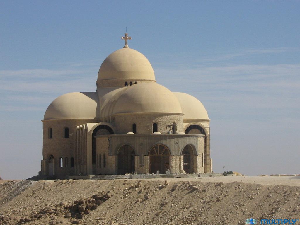 رحله لدير القديسان الأنبا أنطونيوي والأنبا بولا