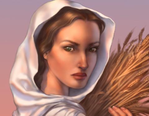 راعوث الموآبية الإيمان الذي انتصر زوجها