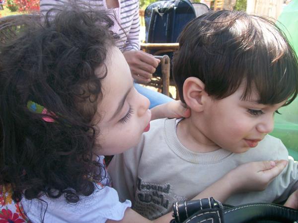 ساندرا و دانى