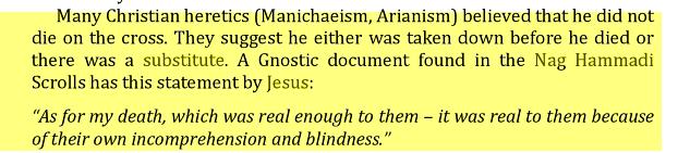 مكتبة حمادى تفضح اسطورة الشبيه مسيح التاريخ مسيح الاساطير
