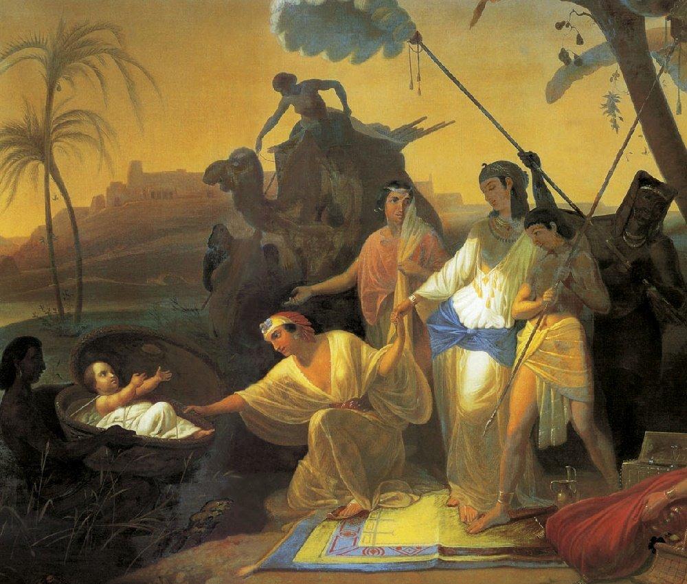 هل أخطأ الكتاب المقدس في إسم موسى؟
