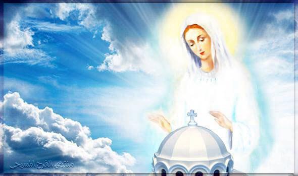 عيد صعود جسد العذراء مريم إلى السماء