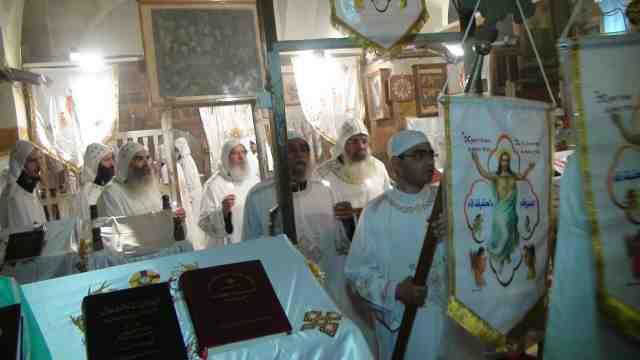 عيد القيامة المجيد يوم الأحد 16/4/2017