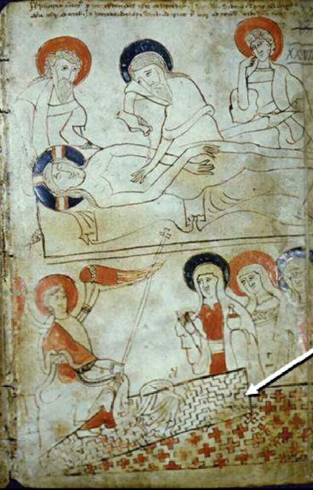 هل كفن المسيح خرافه ؟